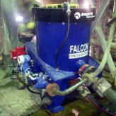 Преимущество двухзонной чаши концентратора Falcon SB при высокой силе G