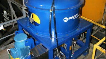 Предварительное обогащение материалов флотационной крупности