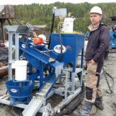 Пуско-наладка модульной установки IGR-100 в Иркутской области