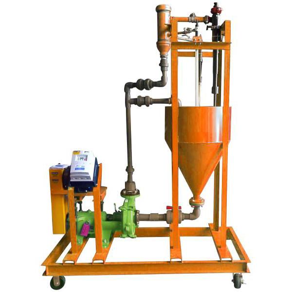 Лабораторная гидроциклонная установка
